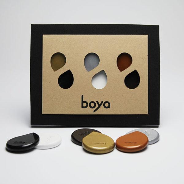 Boya Six Set Metalic